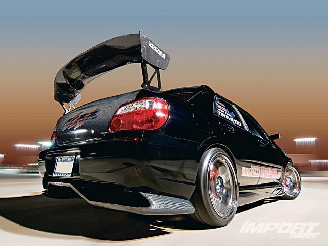 Subaru Impreza WRX STi: la storia