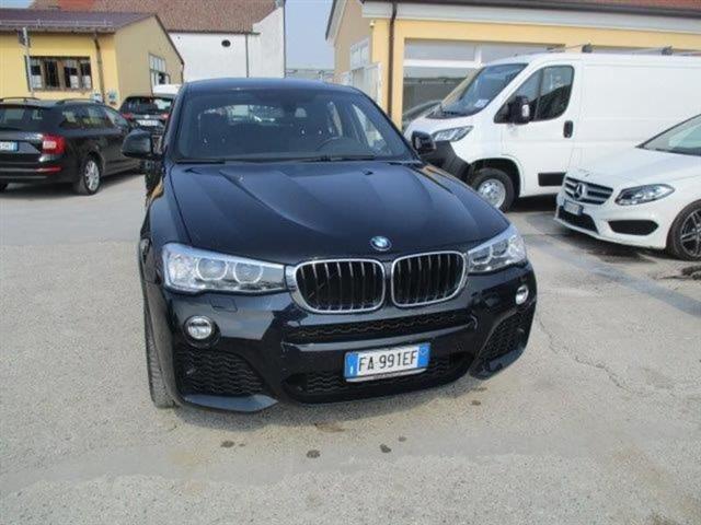 BMW X4 xDrive 20d Msport autom.