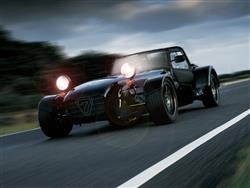 Caterham Superseven: sicuri che sia una kit car?