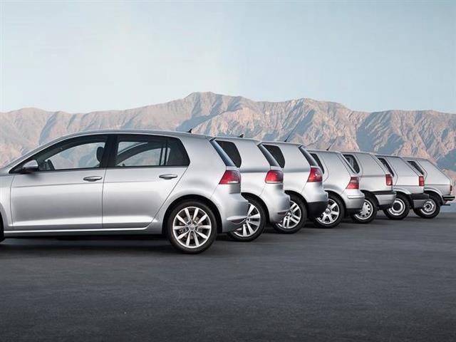 Volkswagen Golf: la storia della berlina tedesca