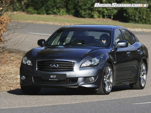Infiniti M: la berlina giapponese extralusso