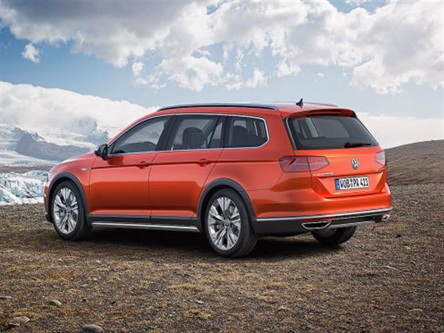 Nuova Volkswagen Passat Alltrack 2015