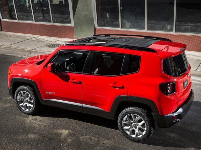 Jeep Renegade vs Fiat 500X: sorelle a confronto