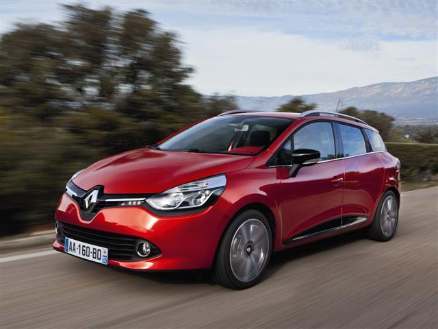 Renault Clio: versione berlina o sporter?