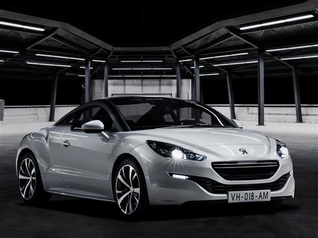 Peugeot RCZ: la racing coupé francese