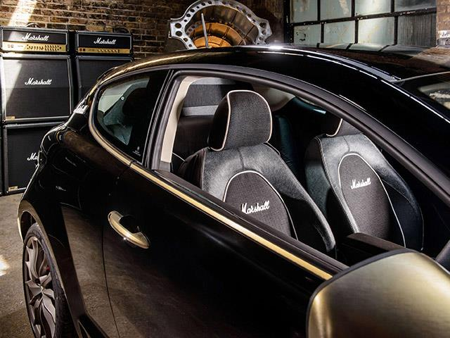 Alfa Romeo MiTo by Marshall: puro stile Rock