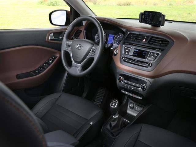 Hyundai i20: il nuovo modello post restyling