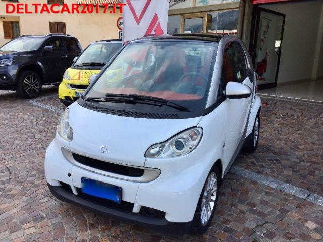 SMART FORTWO 1000 52 kW MHD coupé passion SERVOSTERZO