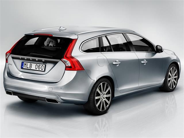 Volvo V60: tratti da station wagon innovativa
