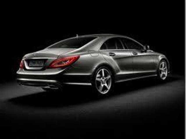 Mercedes Classe CLS: night view da 71 Led