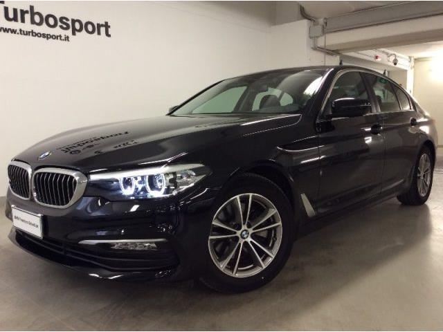 BMW SERIE 5 d Business