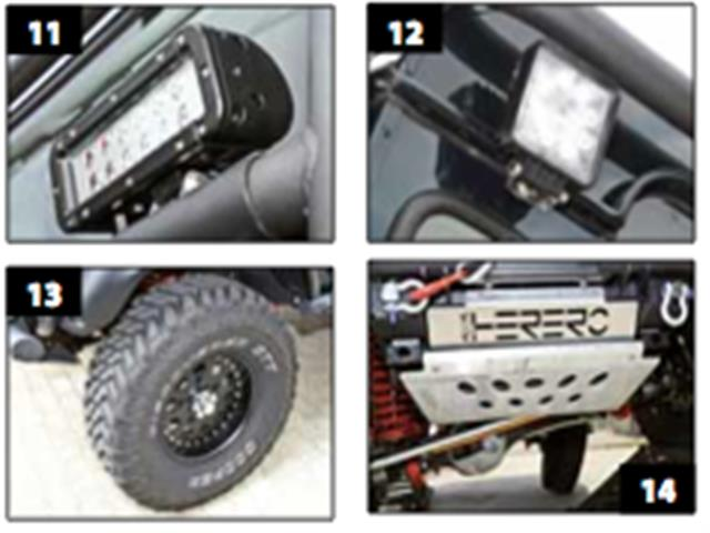 Land Rover Defender: preparazione by Herero