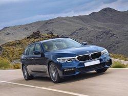 BMW SERIE 5 520d xDrive Touring Sport