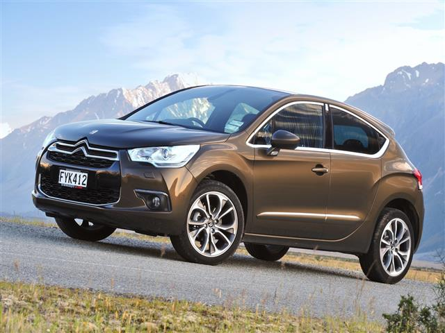Citroen DS4: berlina, coupé o crossover?