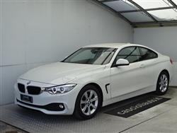 BMW SERIE 4 d Coupé Modern