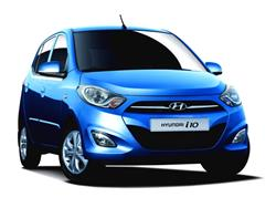 Hyundai i10: una citycar razionale