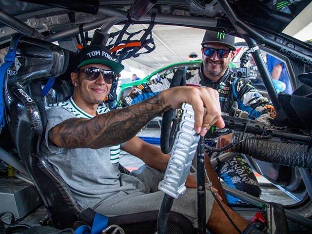 Global Rallycross: l'incidente di Ken Block