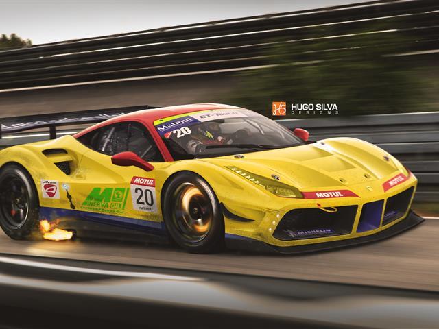 Ferrari 488 GTE e GT3: test in partenza a Giugno