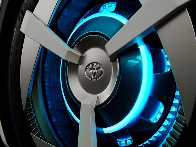 Toyota FCV Plus: la concept car a idrogeno