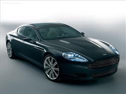 Aston Martin Rapide: classe e sportività