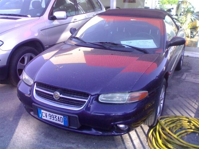 CHRYSLER STRATUS 2.5 cat Cabrio LX