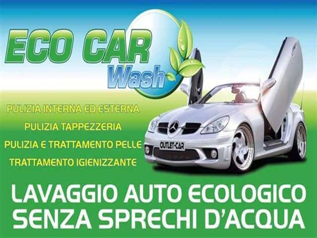 Eco Car Wash: lavaggio ecologico senza sprechi