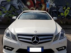 MERCEDES CLASSE E E 350 CDI BlueEFFICIENCY Avantgarde AMG