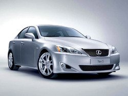 LEXUS IS 250 2.5 V6 aut.