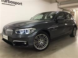 BMW SERIE 1 d 5p. Urban