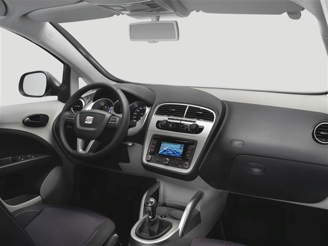 Seat Altea: auto familiare in formato XL