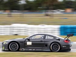 NUOVA BMW M6 GTE: TEST A SEBRING