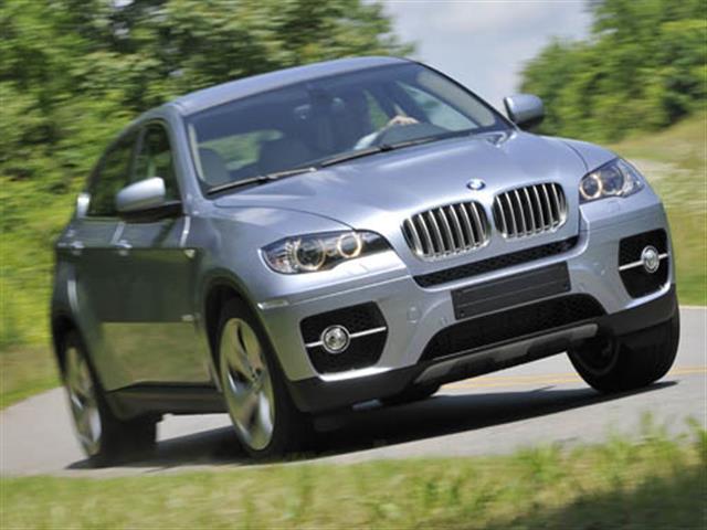 BMW X6 3.0 d Futura: la mia prova