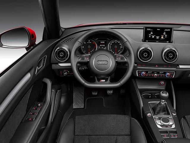 Audi A3 Cabrio alza il livello di comfort