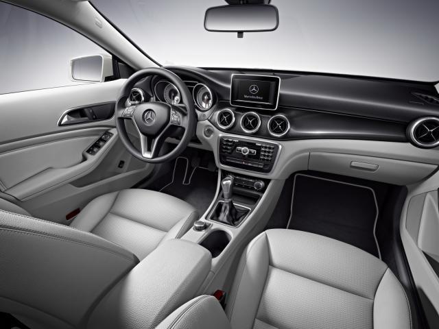 Mercedes Classe CLA: essenza di sportività