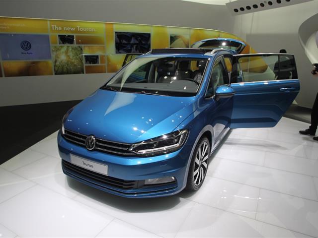 Volkswagen Touran 2015: la seconda generazione