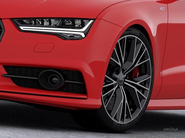 Audi A7 Sportback 3.0 V6 TDI Competition