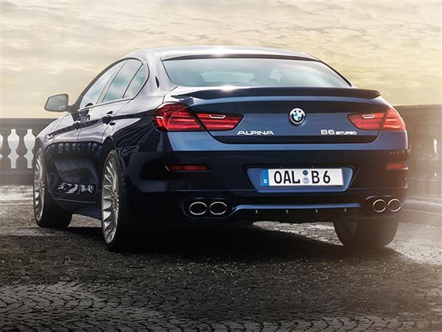 Alpina e BMW in un binomio saldo nel tempo