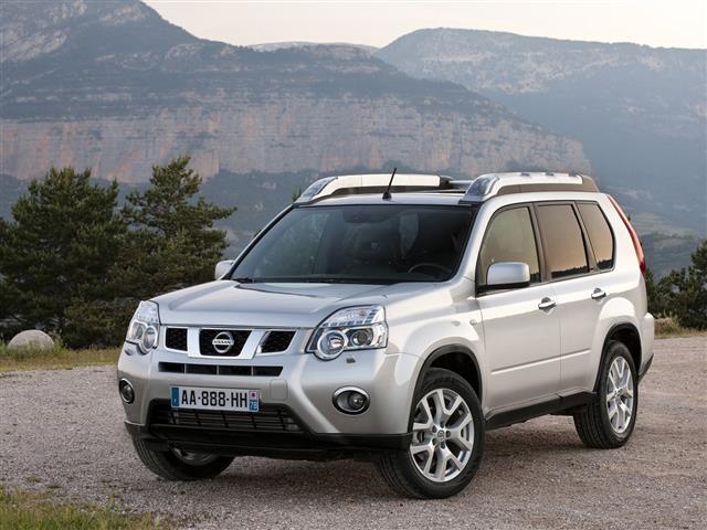 Nissan X-trail: un SUV nel vecchio stile