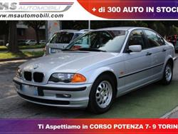BMW SERIE 3 d turbodiesel 4 porte Unicoproprietario