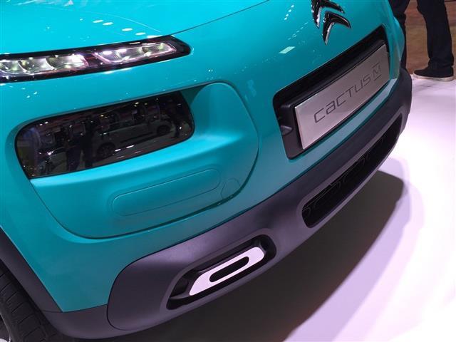 Citroen Cactus M: la concept car francese