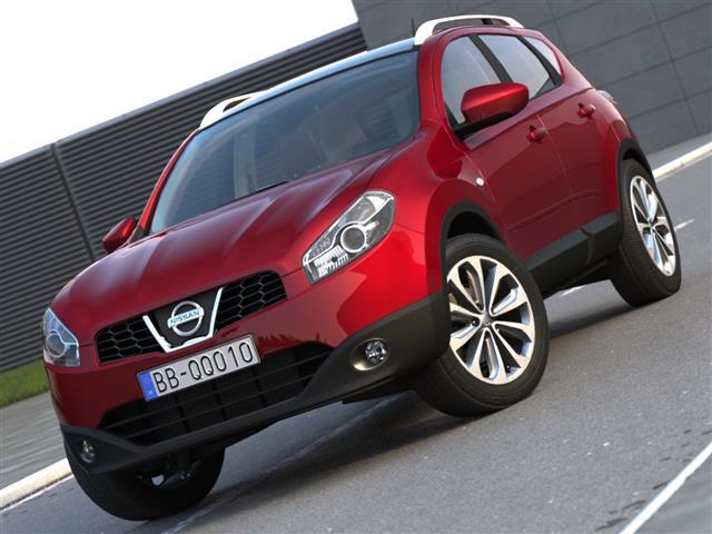 Nissan Qashqai: l'auto che fatto poker in Italia