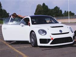 Volkswagen Beetle GRC: realtà o animazione?