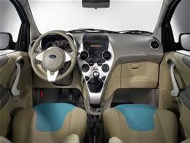 Ford Ka: citycar made by Ford