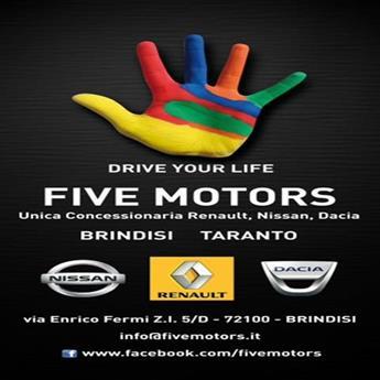 Concessionario FIVE MOTORS SRL di BRINDISI