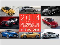 Salone di Parigi 2014: tutte le novità