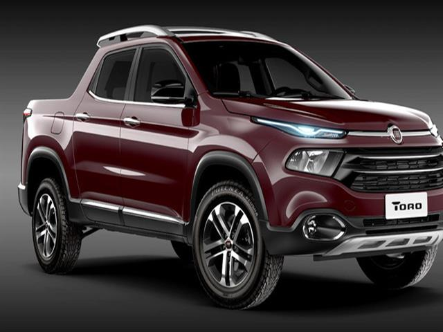 FIAT TORO 2016: IL PICK-UP MADE IN SUDAMERICA