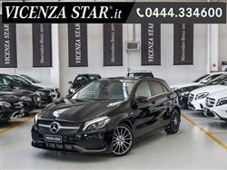 MERCEDES CLASSE A d AUTOMATIC PREMIUM AMG RESTYLING