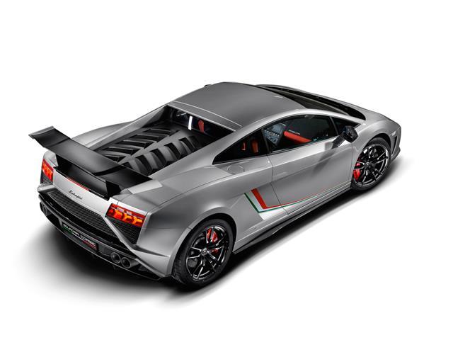 Lamborghini Gallardo LP540: l'ultima versione