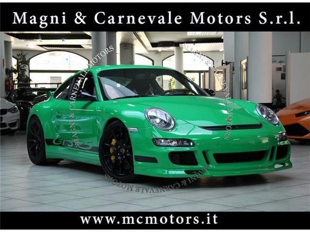 PORSCHE 911 997 GT3 RS - UNIPROPRIETARIO - CARBO - SERVICE OK