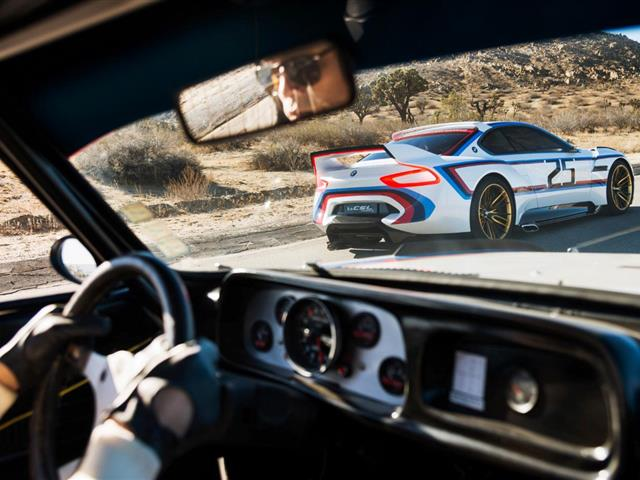 Nuove BMW 3.0 CSL Hommage e Hommage R